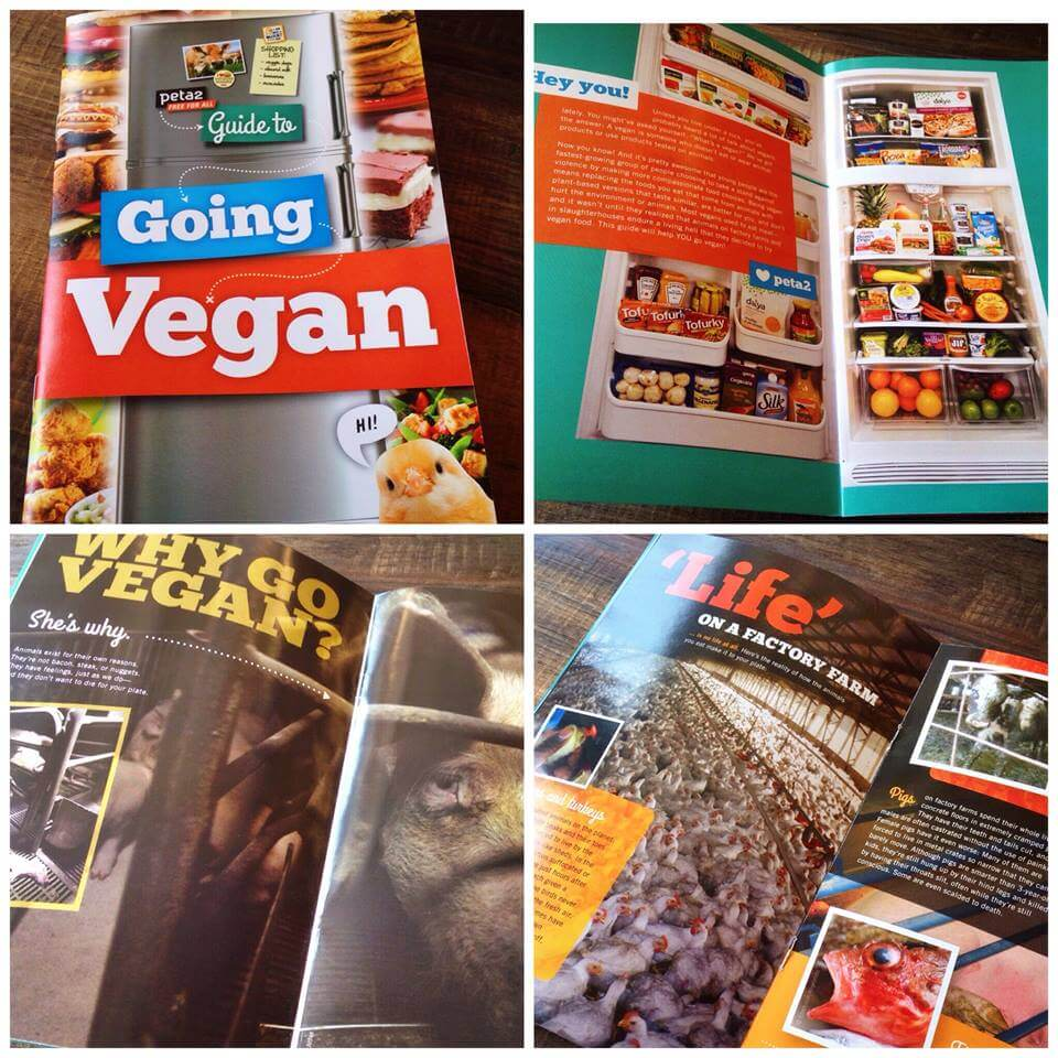 "peta2's ""Guide to Going Vegan"""