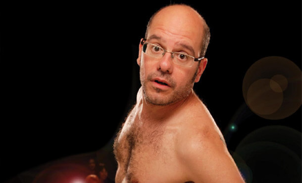 Apologise, David cross naked consider, that