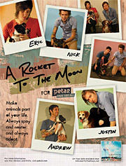 A Rocket to the Moon's Ad