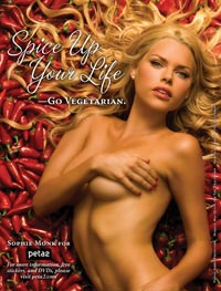 Spice Up Your Life - Go Vegetarian