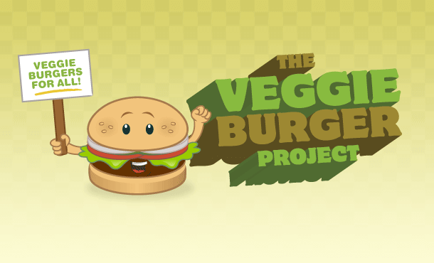 Veggie Burger Project Campaigns Featured