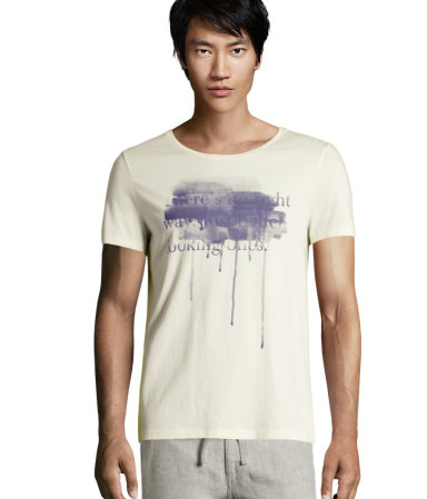 H&M Conscious Collection T-Shirt