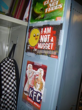 Decorate Your Locker peta2 Style