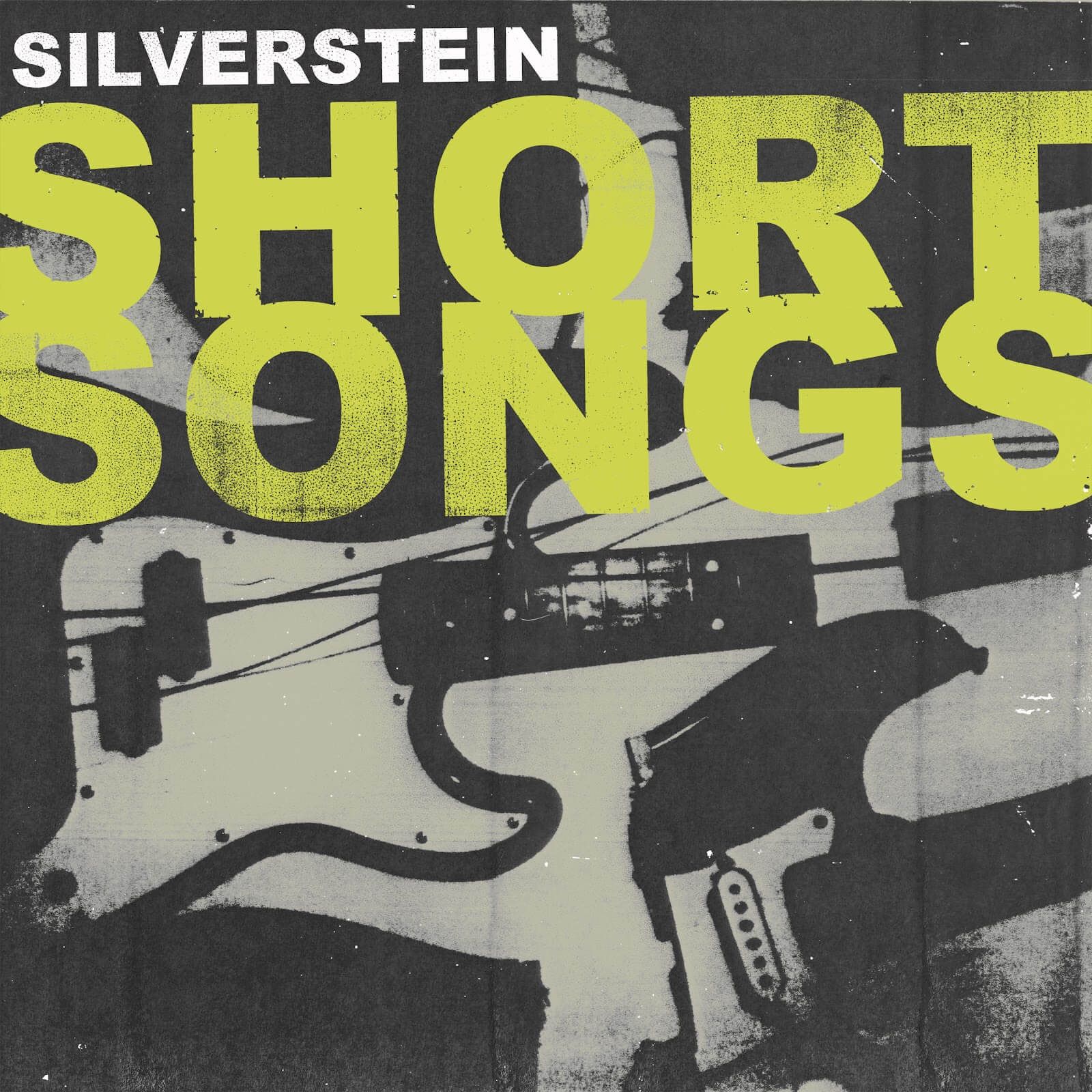 Album cover of Silverstein's Short Songs album