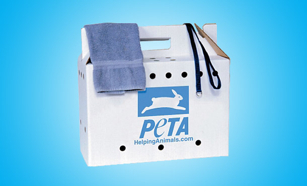 PETA animal rescue car kit