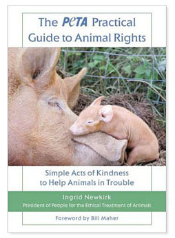 PETA Guide to animal rights