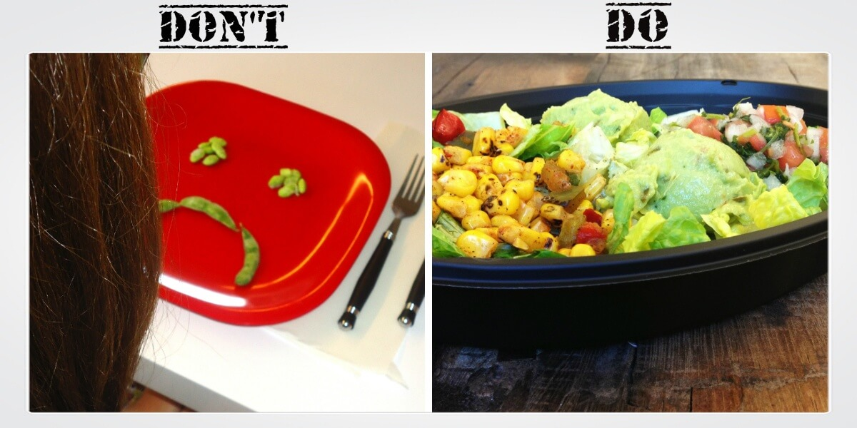 dos and donts of eating out