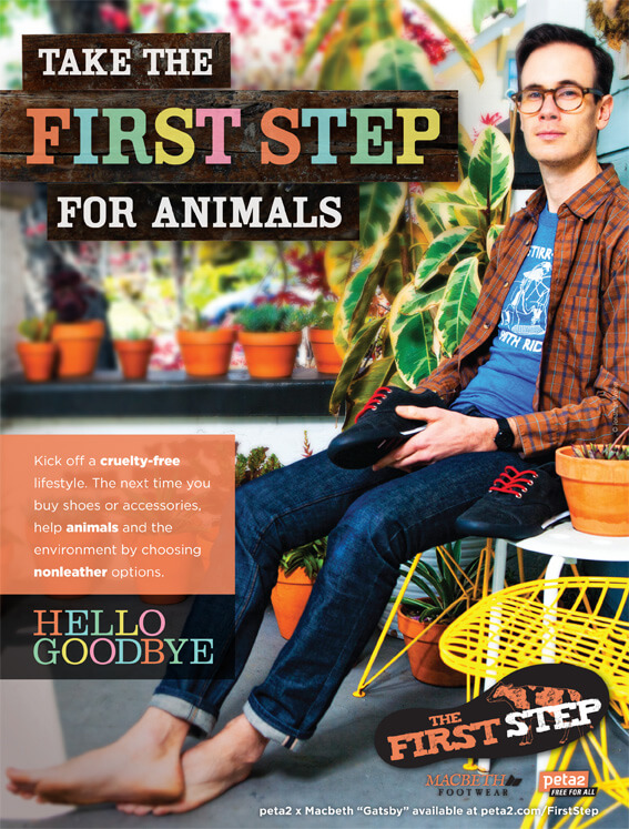 hellogoodbye the first step ad