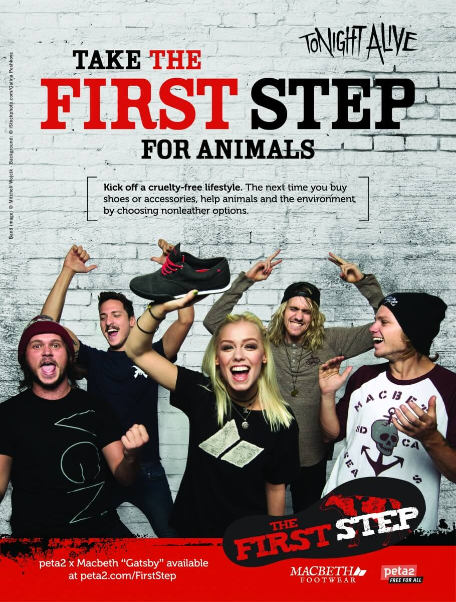 Tonight Alive: The First Step