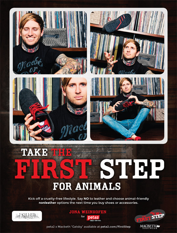 jona weinhofen first step psa image