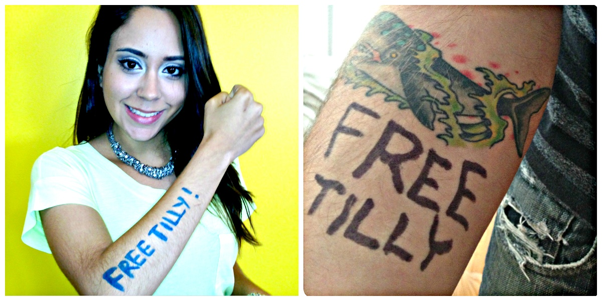 peta2 free tilly mission