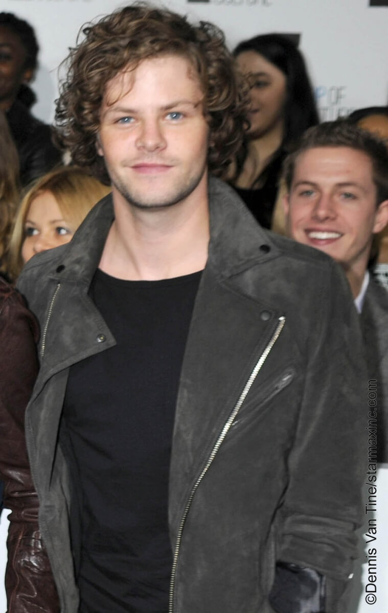 peta2 Sexiest Vegetarian Celebrity winner 2013 The Wanted's Jay McGuiness