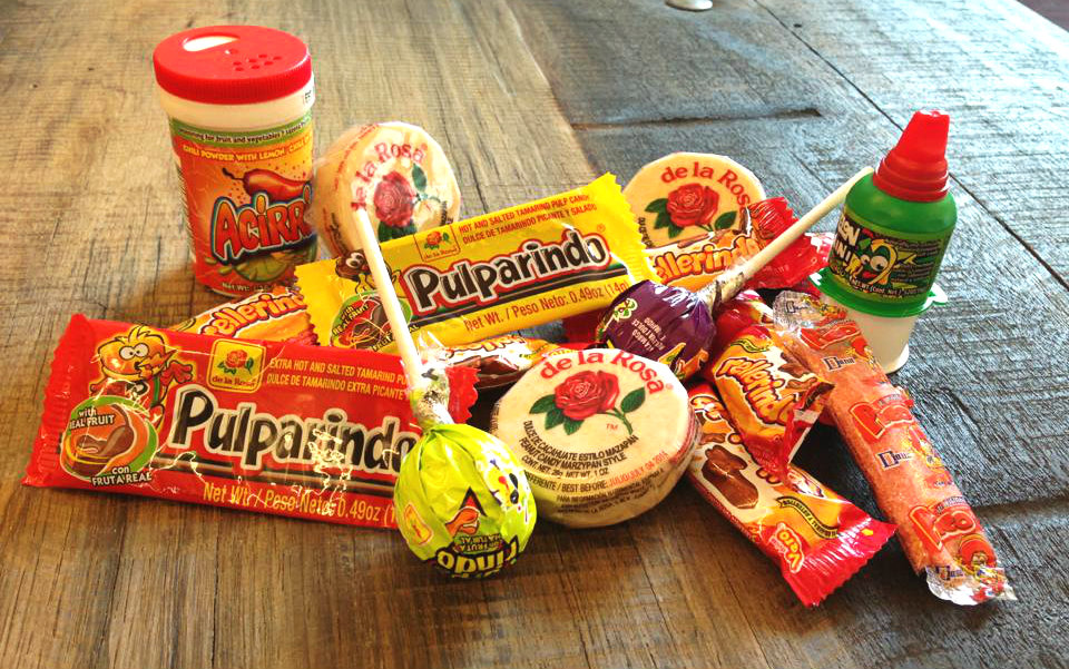 Vegan Mexican candy.