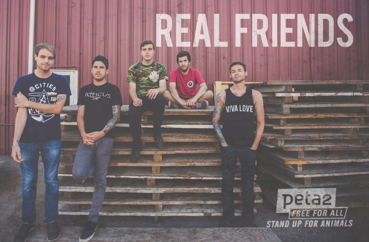 real friends tour collab