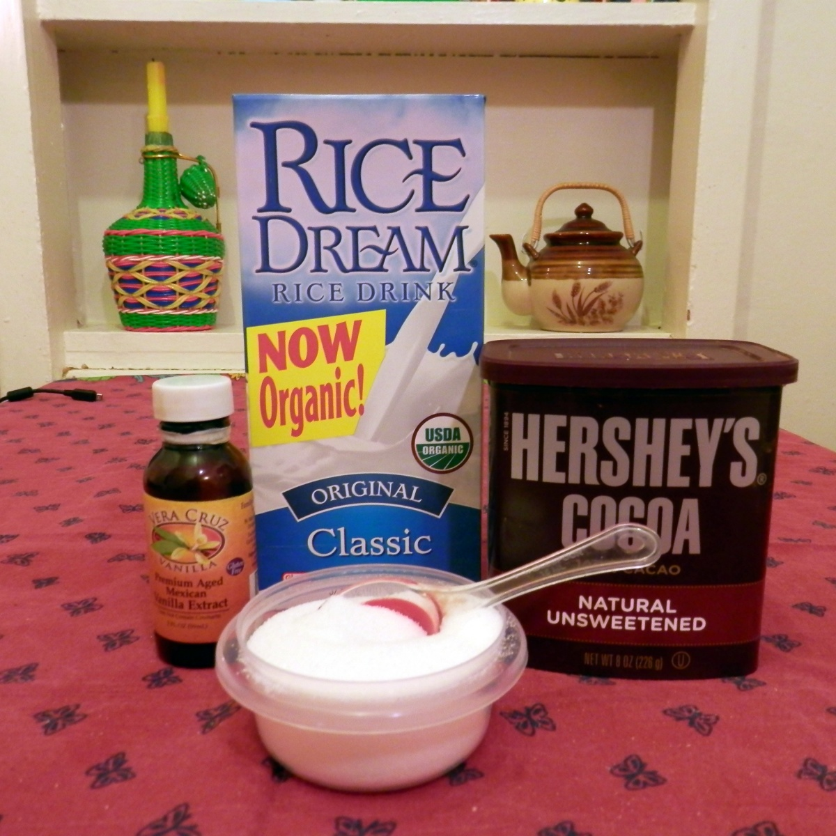 hot cocoa ingredients