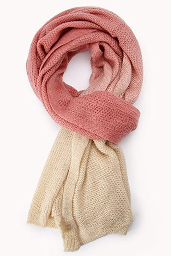 Forever 21 Ombre Scarf