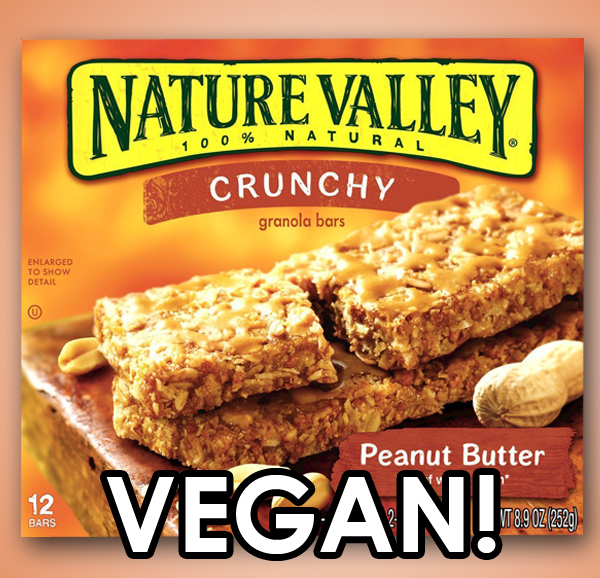 nature valley peanut butter bar