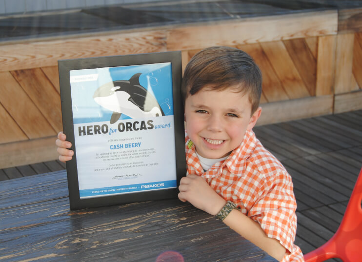 cash beery hero for orca award