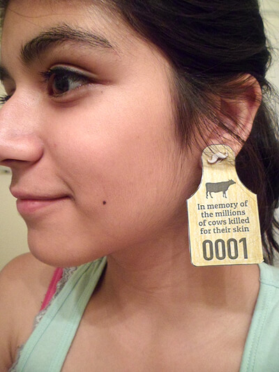 street teamer ear tag