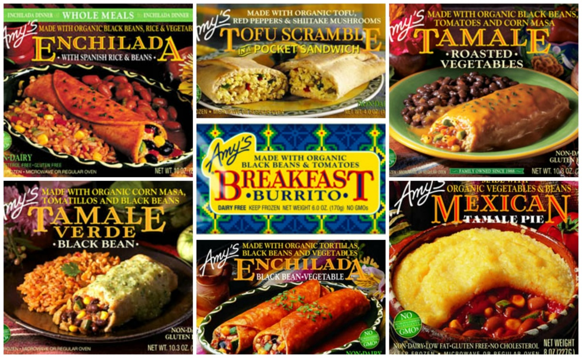 mexican amys food collage options
