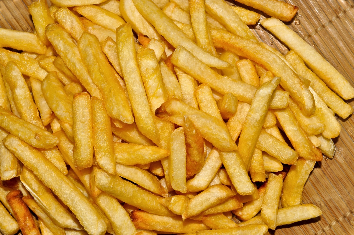 french fries all day every day