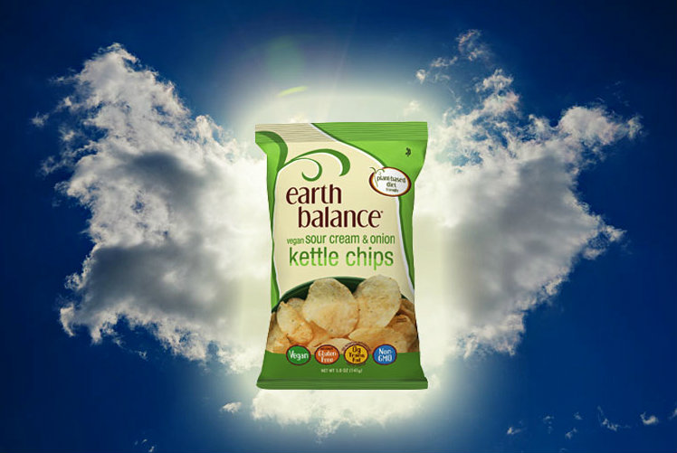 earthbalance vegan onion and sour cream chips