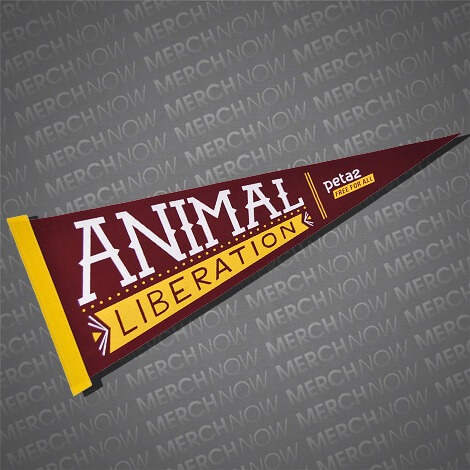 merch-now-animal-liberation-pennant