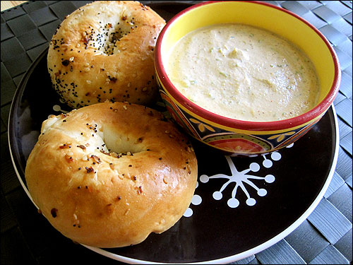 bagelcreamcheese