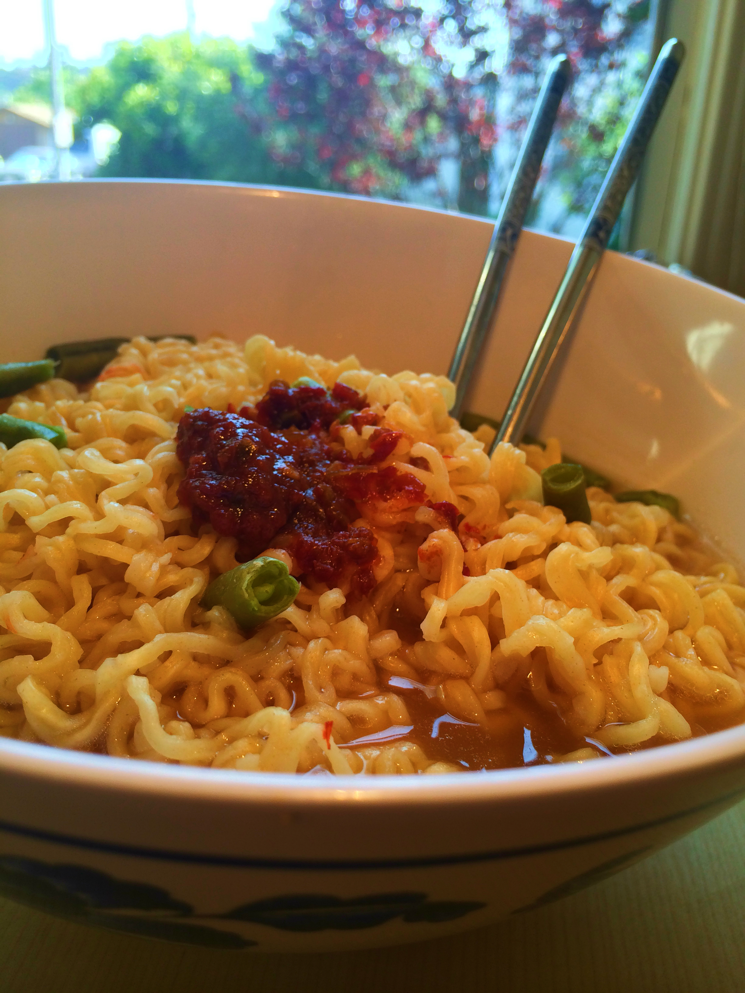 recipe: how to make spicy ramen noodles [15]