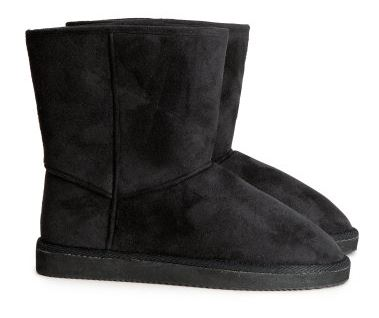 H&M Uggs boot