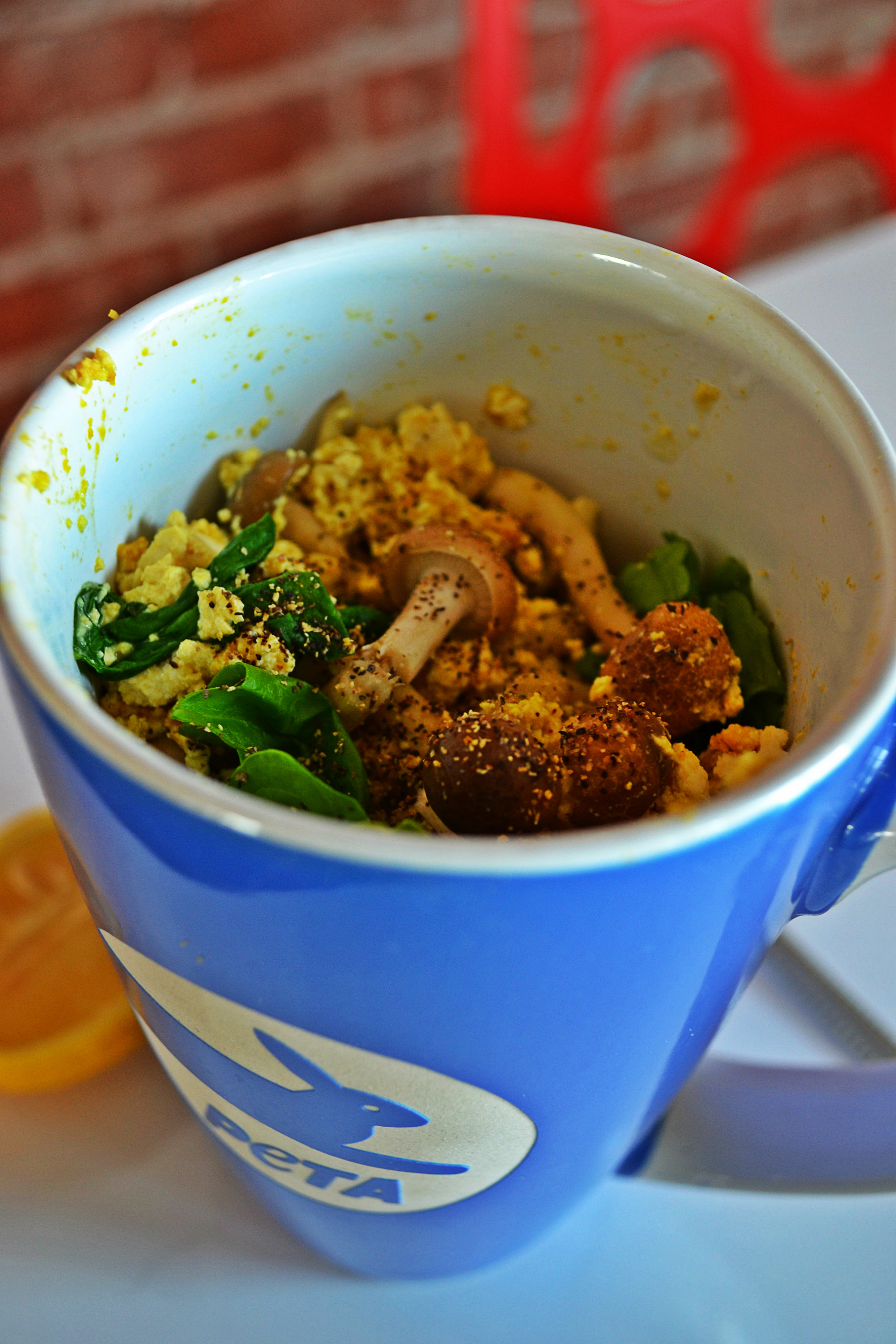7 Must Have Vegan Meals in a Mug | peta2