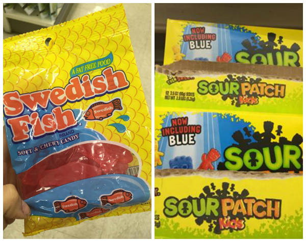 candy sour patch swedish fish