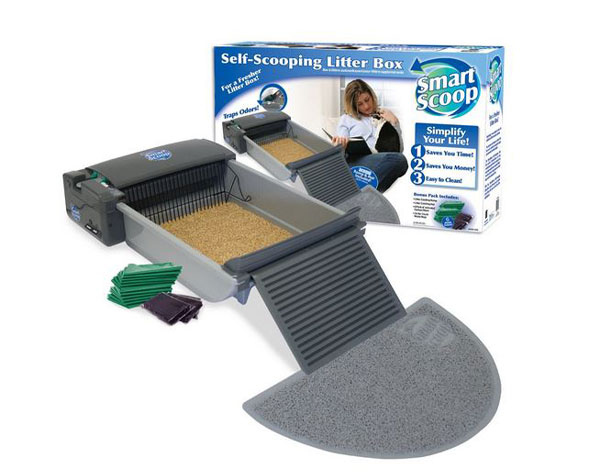 Self-Cleaning-Litterbox