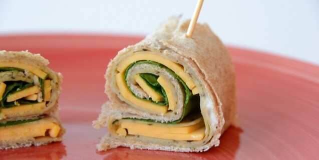 tofurky roll up