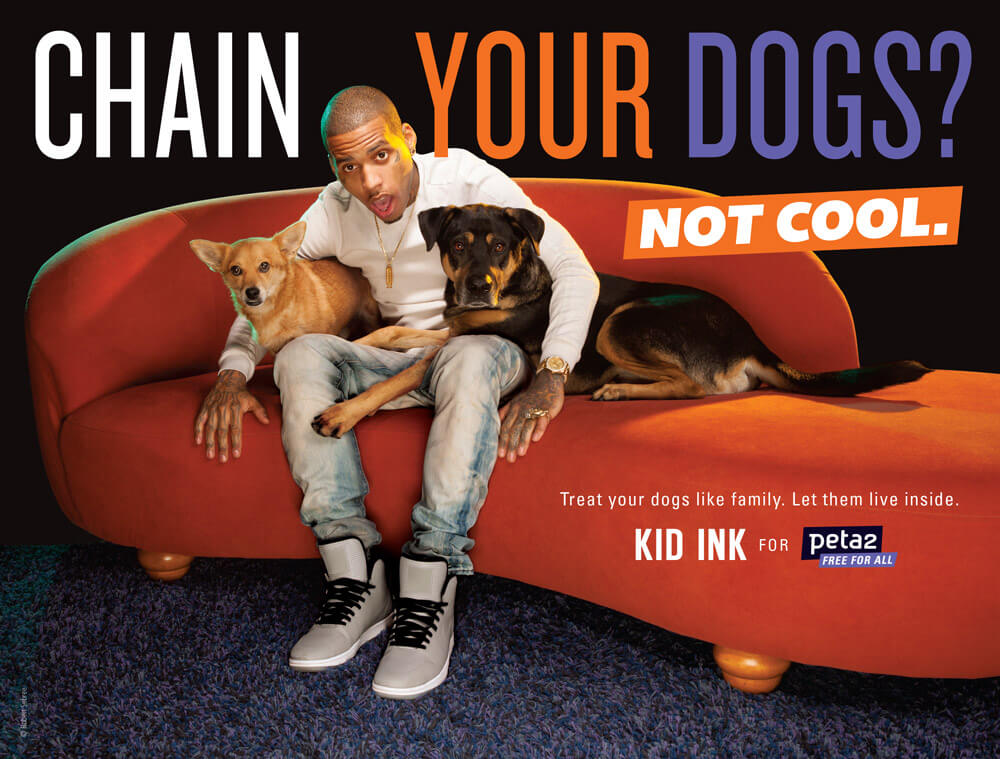 kid ink chaining ad