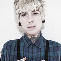 Christofer Drew by Frank Maddocks