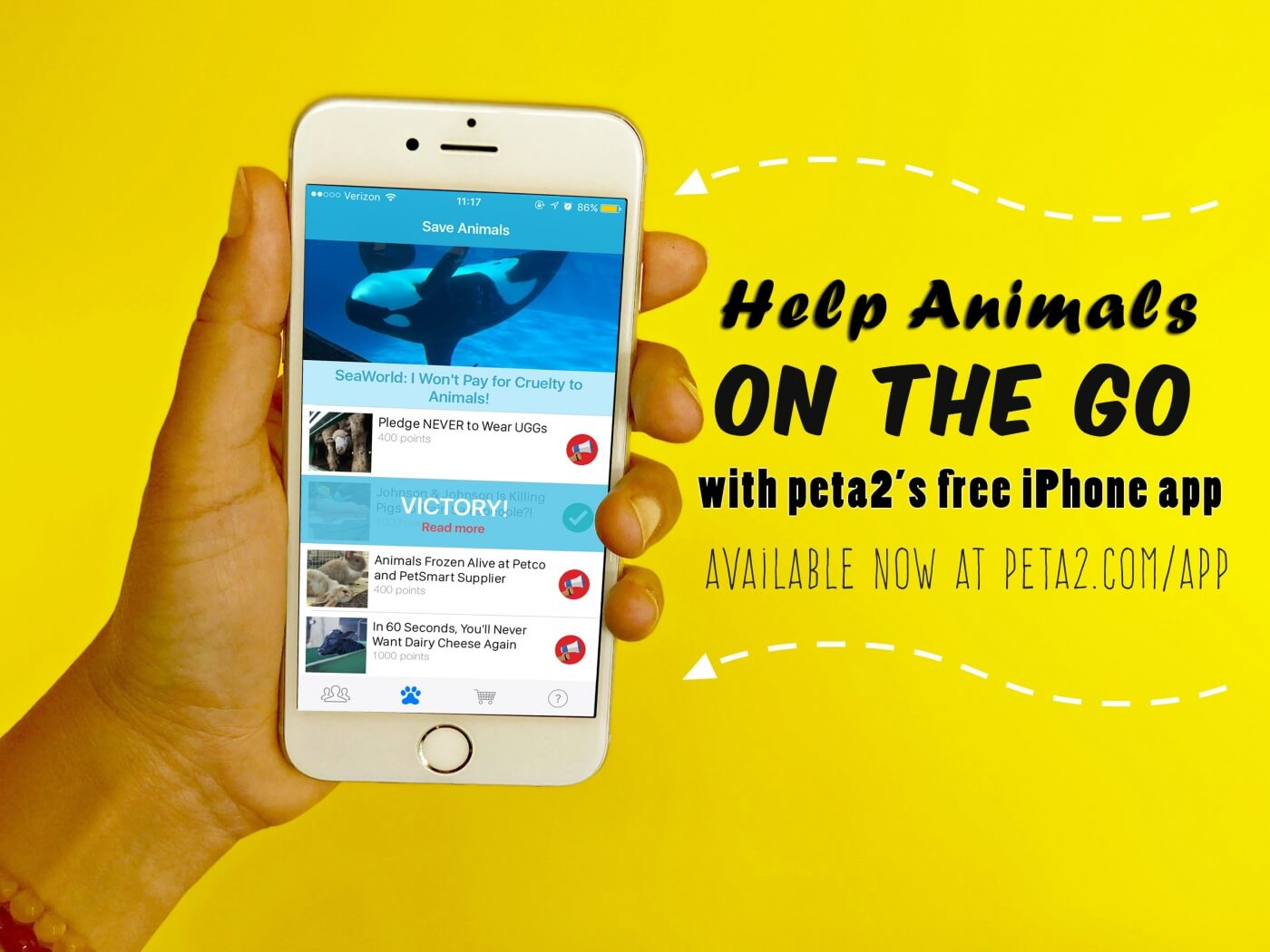8 Easy Things You Can Do Right Now To Help End Animal Testing Peta2