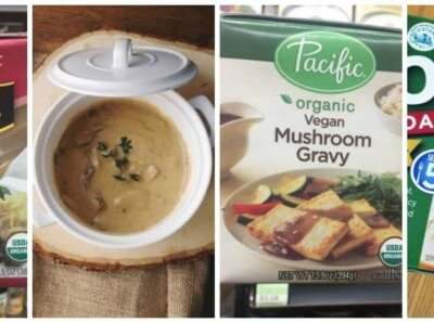 Savory Vegan Gravy Brands You Must Try for the Holidays