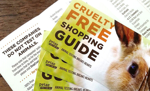 cruelty-free pocket shopping guide
