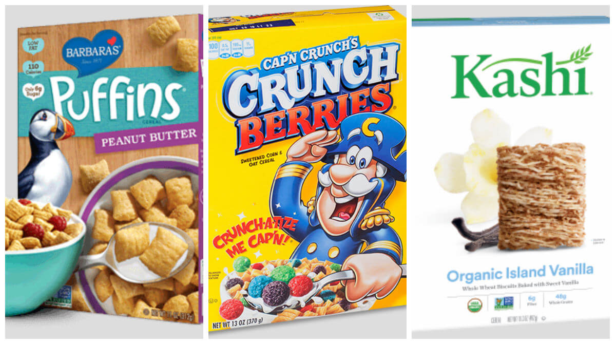 Vegan Cereals That'll Have You Running to the Grocery Store