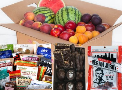 Try These 13 Vegan Subscription Boxes and You'll Never Have to Leave the House Again
