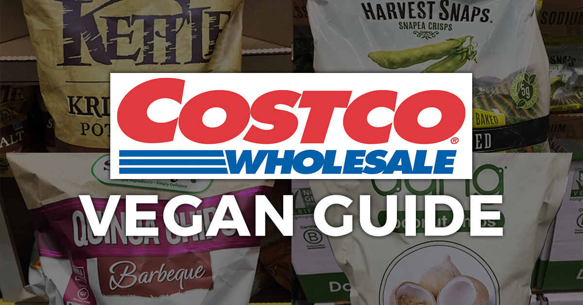 Epic Vegan Food at Costco | peta2