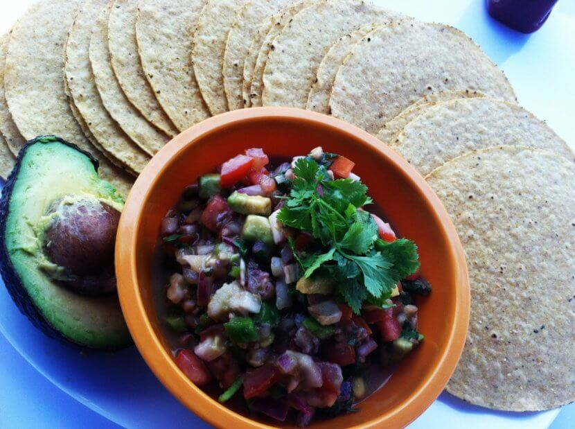ceviche, mexican food, seafood
