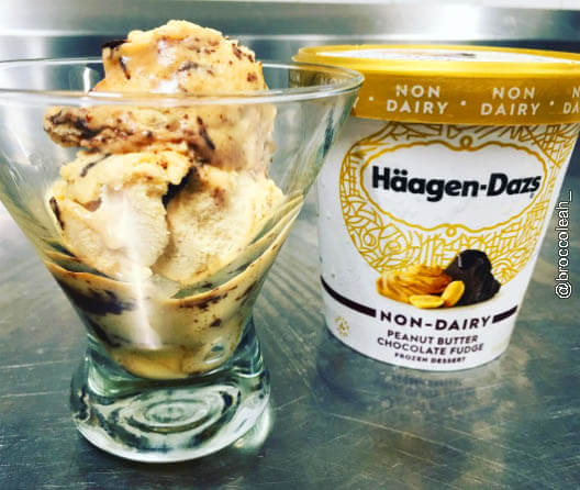 hagendazs just introduced vegan ice creams at target and weure freaking out peta