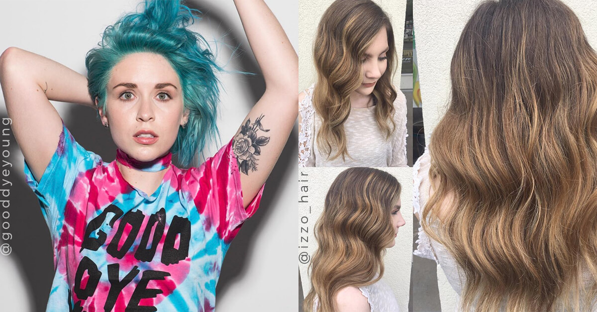16 Of Our Favorite Cruelty Free Hair Color Brands Peta2