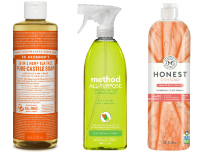 Cruelty-Free Cleaning Supplies at Target