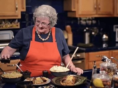 We're Still Obsessed With This Dirty Grandma (Graphic Language)