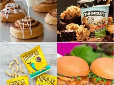 20 Vegan Munchies You Need to Try Today