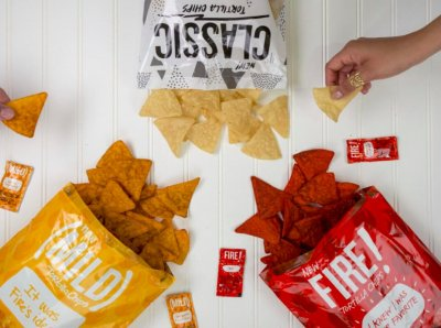Taco Bell to Debut Vegan Iconic Sauce-Flavored Chips This Month