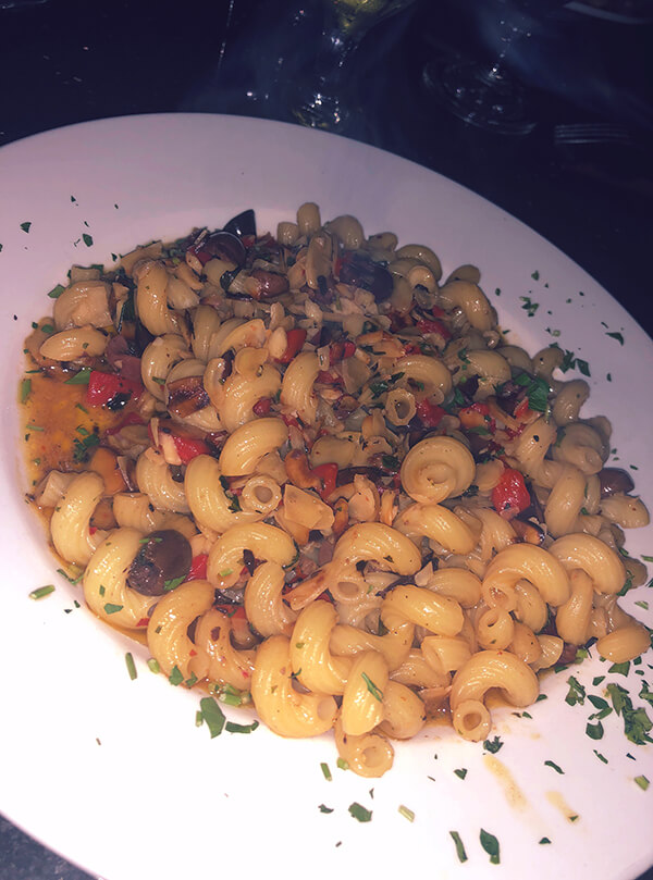 Italian Restaurants Never Really Did It For Me But After Trying Ti Amo I M Looking My Next Vegan Fix Has A Separate Menu Be Sure To